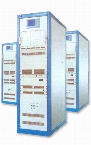 带有rs485并行通讯接口,可实现发射机的远程遥测,遥控.